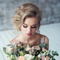 Нежный образ невесты :: Анастасия Конева