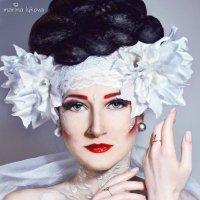 Кровавая королева :: Марина Лыкова