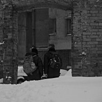 Гуляя по Выборгу :: Александр Строков