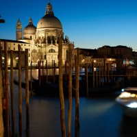 Venice, Santa Maria della Salute :: Георгий Муравьев