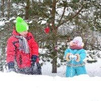 Веселая зима :: Юлия Сургучёва