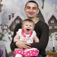 Папина доця ))) :: Николай Хондогий