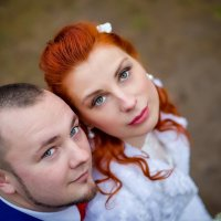 Свадьба Яниса и Евгении :: Райдара Лесная
