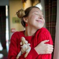 Аня и кукла :: Астарта Драгнил