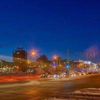 Ночная панорама. :: Валерий Молоток