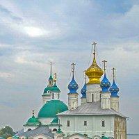 в Спасо-Яковлевском монастыре :: Сергей Цветков