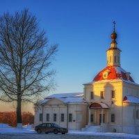 Церковь Воскресения Христова :: Марина Назарова