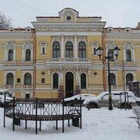 """Единственный в России дворец торжественной регистрации малышей """"Малютка"""" :: Вера Щукина"""