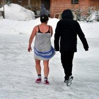 Мужчина и женщина :: Борис Гуревич