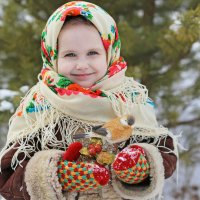 Поленька :: Наталия Лисунова