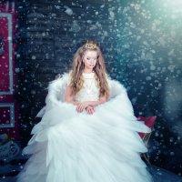 Снежная королева. 2 (продолжение) :: Ольга Егорова