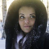 зимний денек :: Ирина Dunaeva