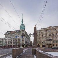 у Красного моста :: ник. петрович земцов