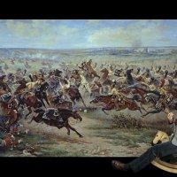 Мы красные кавалеристы и про нас речистые былинники ведут рассказ :: Юрий Трофимов