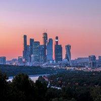 Мсква закатная :: Наталья Рыжкова