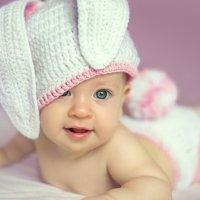 Малышка Ксения :: Ольга Малинина