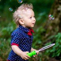 Волшебный мир детства :: Татьяна Бушук