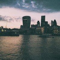 Вечерняя Темза :: Dasha Ald