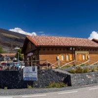 Панорама, вулкан Этна :: Witalij Loewin