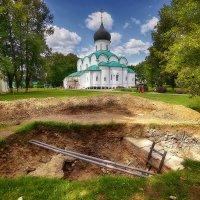 Александровская слобода. Троицкий собор 16 век :: mila