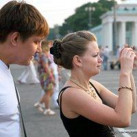 я сама сфоткаю :: Олег Лукьянов