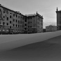 Старый двор... :: Витас Бенета