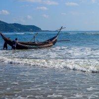 Вьетнамские рыбаки. :: Rafael