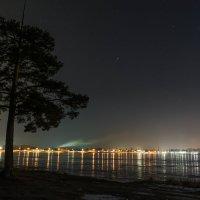 пляжный берег :: Александр Байков