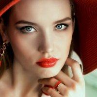 дама в шляпе :: Ольга Белёва