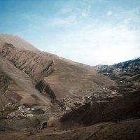 любимые горы Осетии :: Батик Табуев