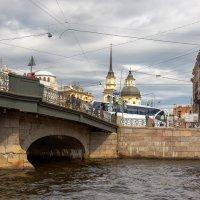 Движение города. :: Дмитрий Климов