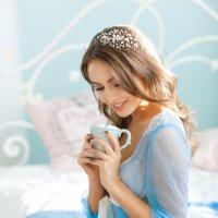 Нежное утро невесты :: Ira Fet