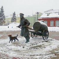 Памятник водовозу :: Вера Щукина