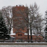 Башня водоканала СПб :: Вера Щукина