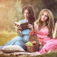 Сестра- как Твое зеркало и Твоя противоположность :: Андрей Молчанов