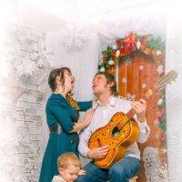 Новогодние напевы :: Андрей Володин