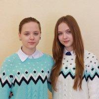 Такие разные близнецы :: Екатерина Василькова