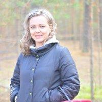 В лесу :: Максим Потапов