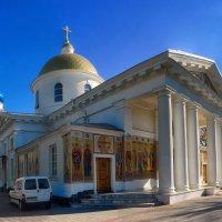 В Свято-Успенском монастыре. :: Вахтанг Хантадзе