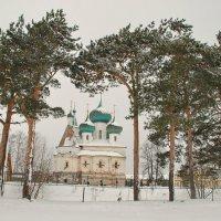 Богоявленский Авраамиев монастырь в Ростове великом :: Валерий Толмачев