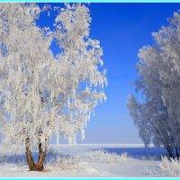 На исходе зимы... :: Геннадий Ячменев