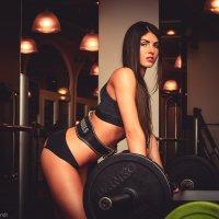 Train hard :: Aleksandr Mushynskyi