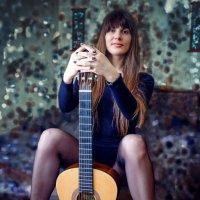 Любовь с гитарой :: Andrey Pesterev