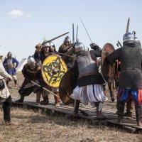 Бой на мосту :: Андрей Михайлин