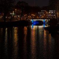 Рижские мостики :: Gennady Legostaev