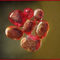 Рубины природные (Бирма) :: Андрей Заломленков