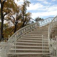 И лестница , ведущая к героям. :: Владимир Гилясев