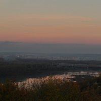 Закат над рекой :: Сергей Тагиров