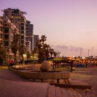 Тель-Авив :: Aaron Gershon