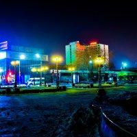 Свет множества фонарей :: Сергей Алексеев